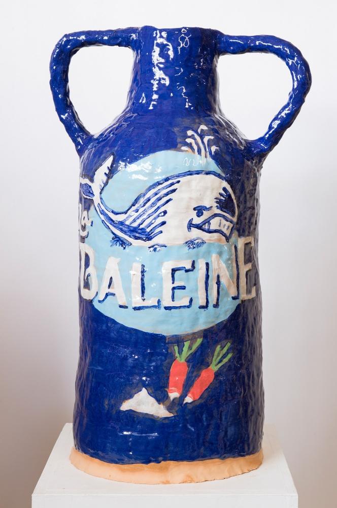 """""""Baleine,"""" 2018"""