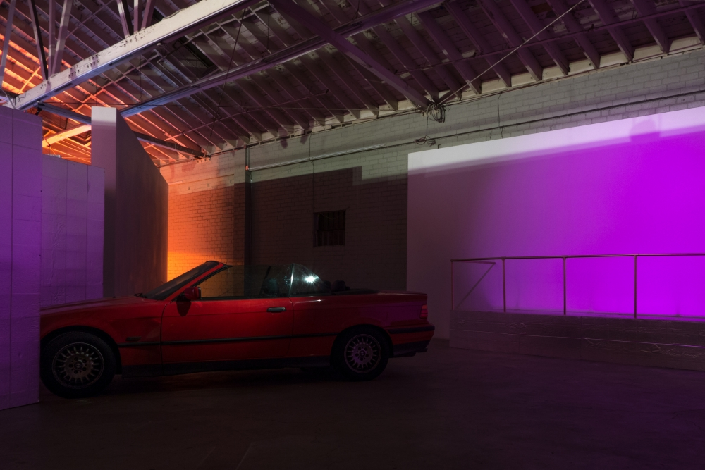 Mass Murder, installation view, 2014.