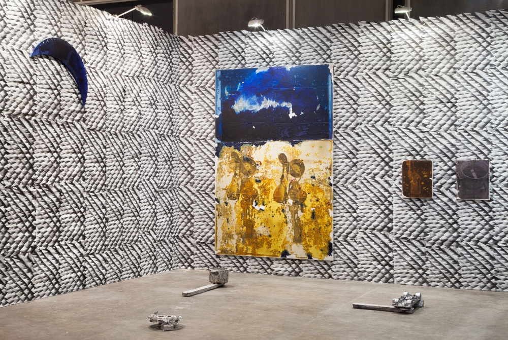 Installation view, Art Basel Hong Kong, 2015