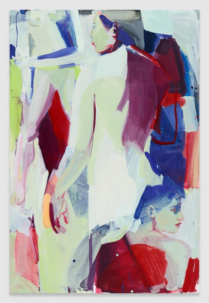"""Sarah Awad, """"Manzanita,"""" 2018"""