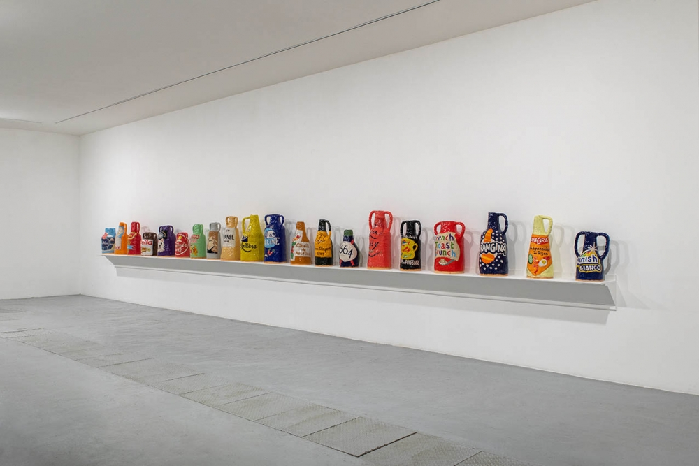 Périphérique, installation view at VNH Gallery, Paris, France, 2018. Courtesy of VNH Gallery, image ⓒ Diane Arques.