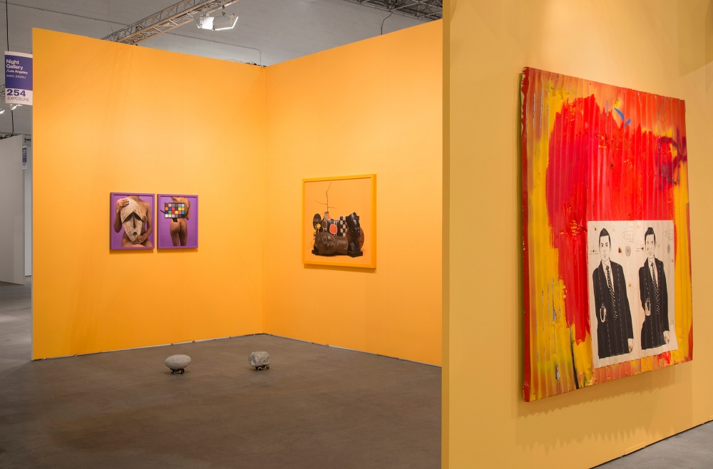 EXPO Chicago installation view, 2018.