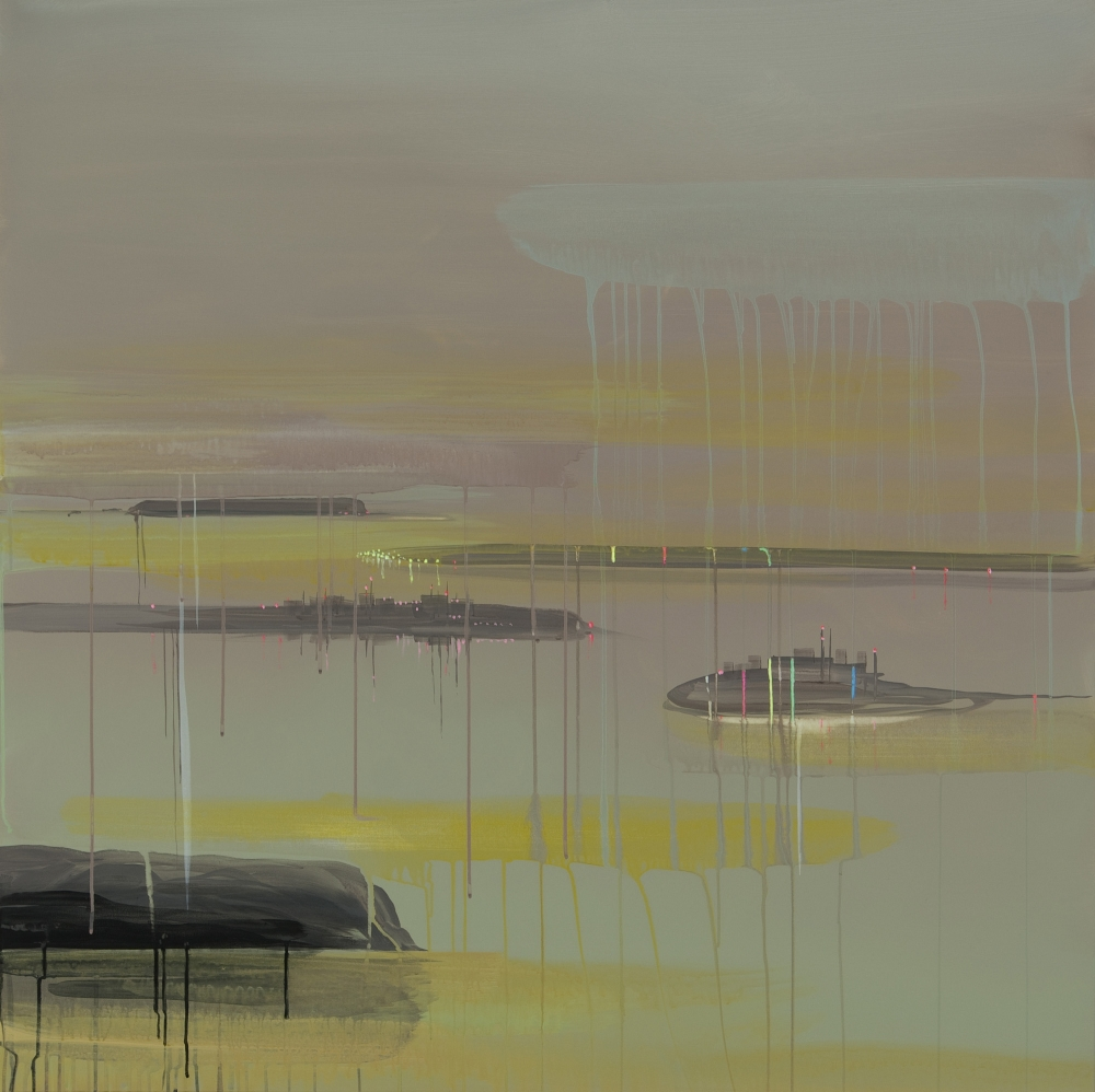 """SEEWAY (Harbor Lights),"" 2011"