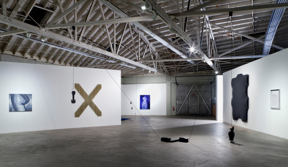 Installation view, XOXO, 2013.
