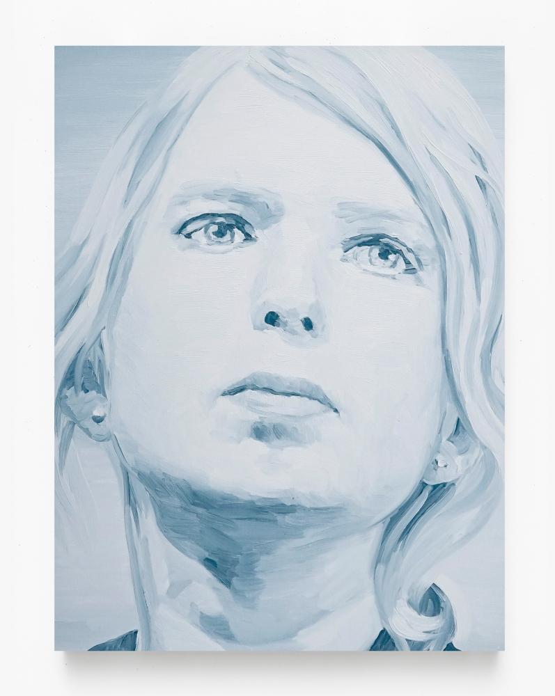 "Cynthia Daignault, ""Delia's Gone,"" detail, 2020."