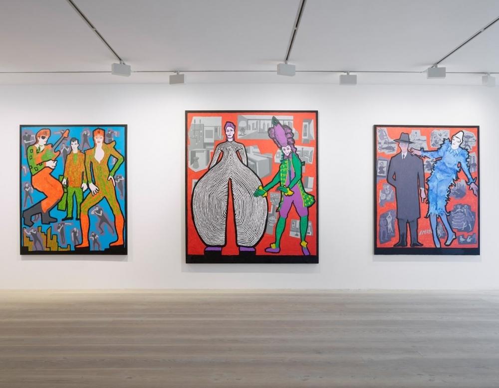 Derek Boshier at Jack House Gallery, Opening September 7, 2018