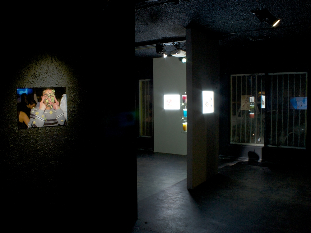 """""""Public Relations,"""" Installation view, 2012"""