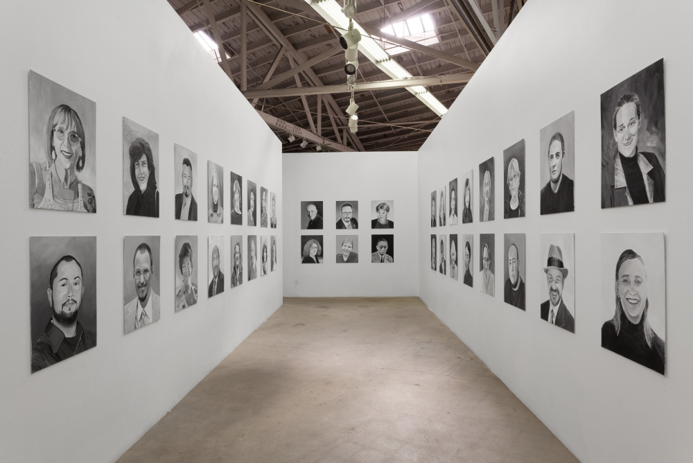 Transtextuality (Senate Bill 48), installation view, 2013.