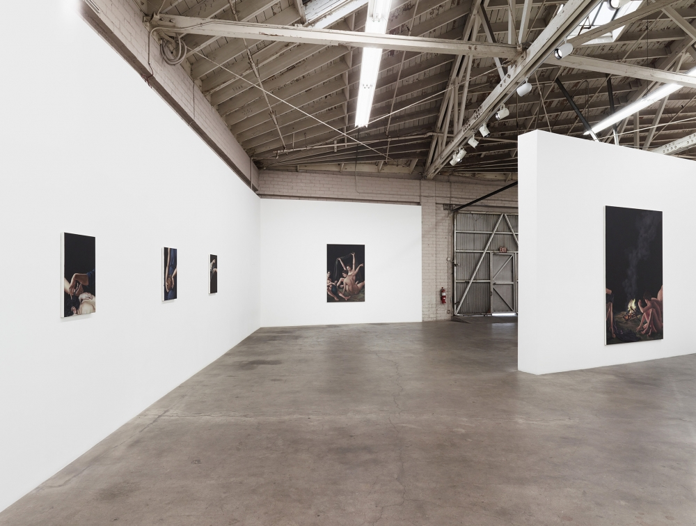 Syrinx, installation view, 2018.