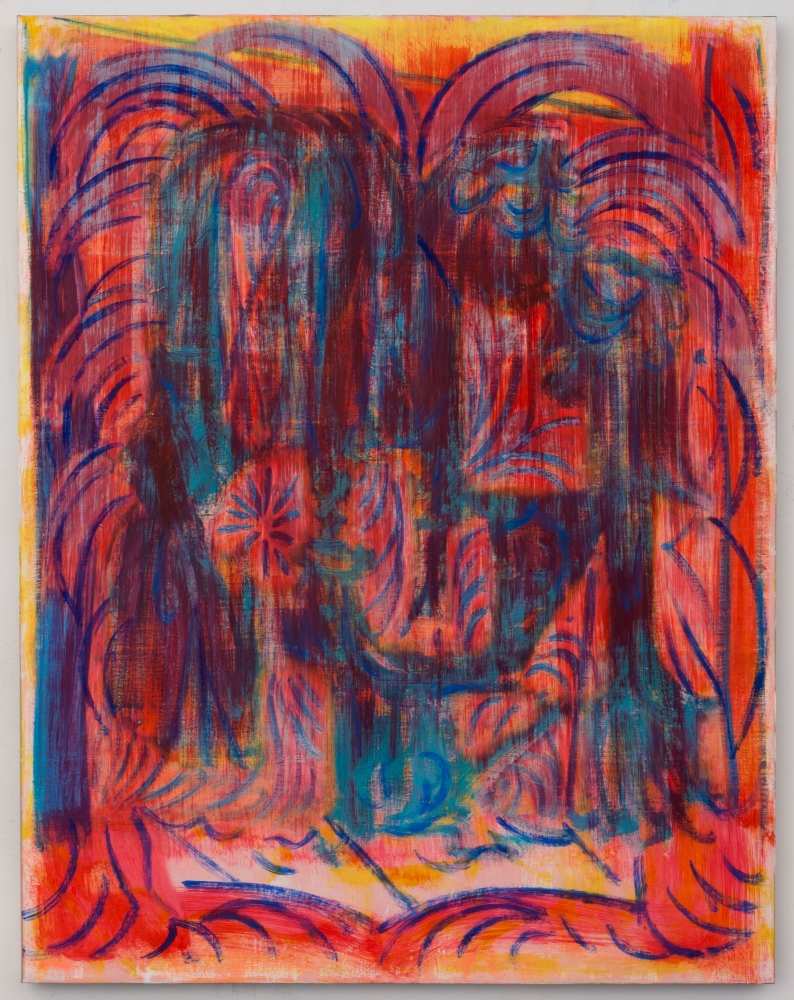 "Michael Berryhill, ""Holy Fountain,"" 2016"
