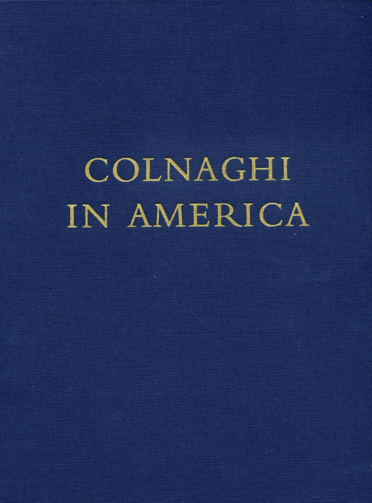 Colnaghi in America Nicholas Hall Art Dealer Old Masters New York Upper East Side