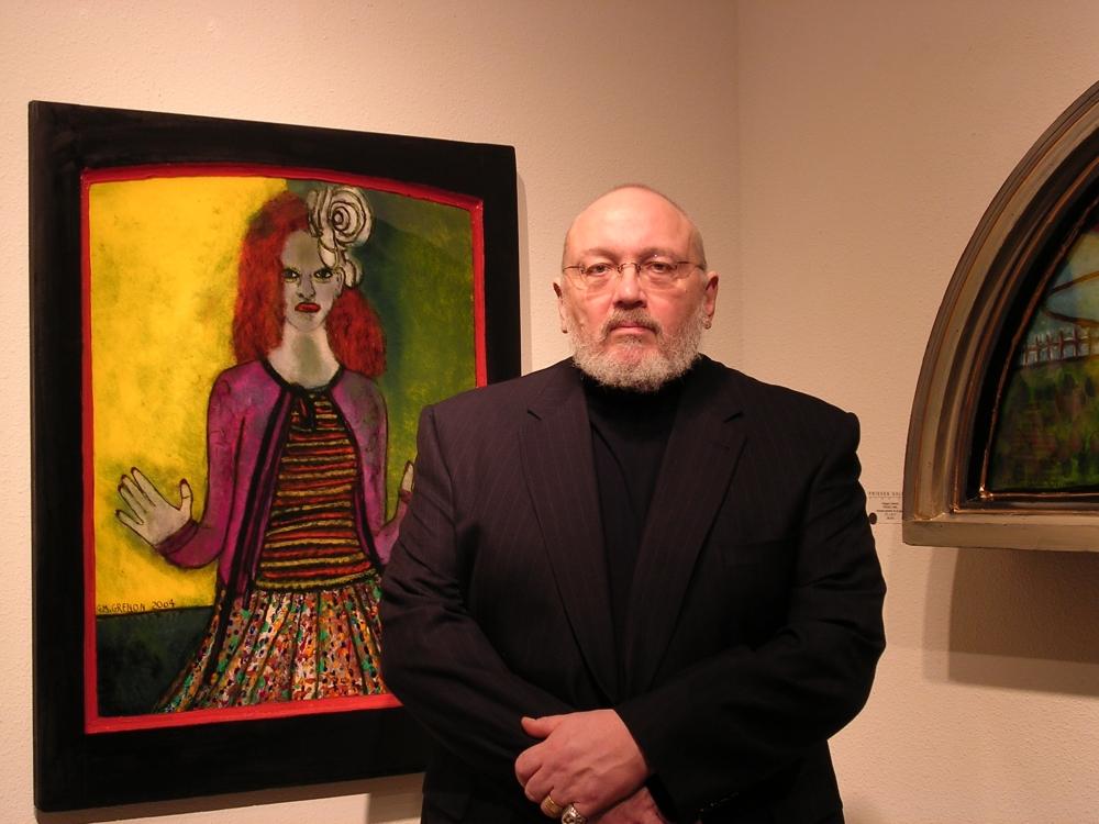 GREGORY GRENON