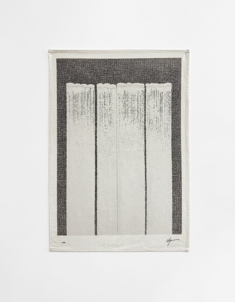Ha Chong-Hyun (b. 1935) Untitled (based on Conjunction, 2019), 2020 Limited edition artist print on high-quality cotton 19 7/10 × 27 3/5 in 50 × 70 cm Edition of 100