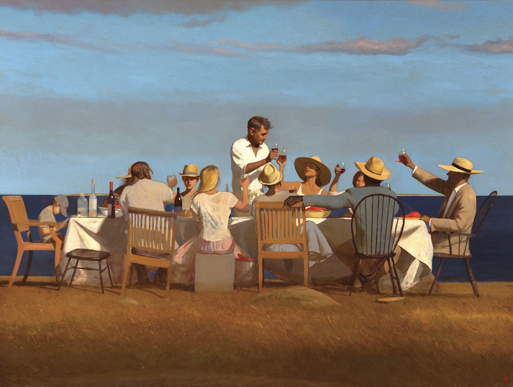 Columbus Painter Bo Bartlett Among Nine Artists To Win 2019 South Arts Fellowship