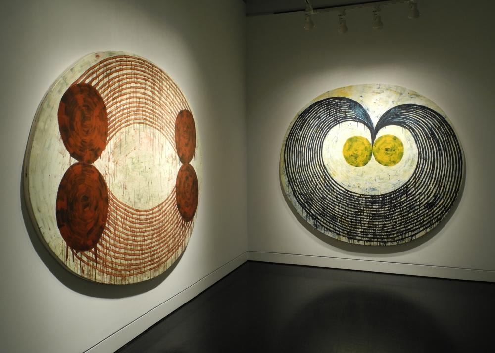 Steven Cushner: The Shaped Paintings, 1991-1993