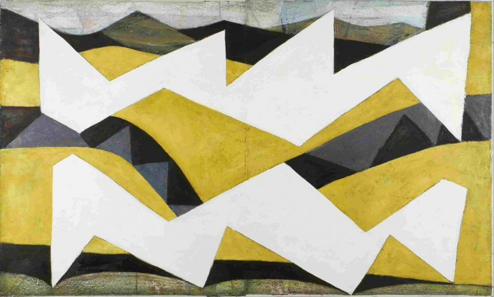 William Willis: Keeping It Alive & Steven Cushner: Works on Paper