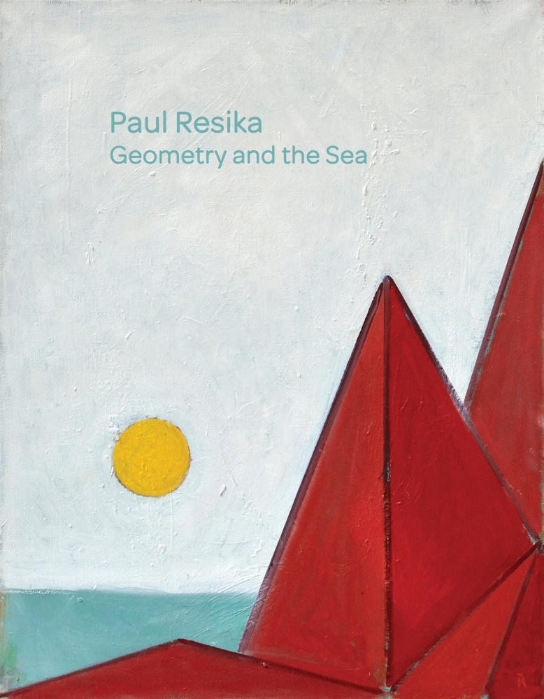 Paul Resika: Geometry and the Great Sea