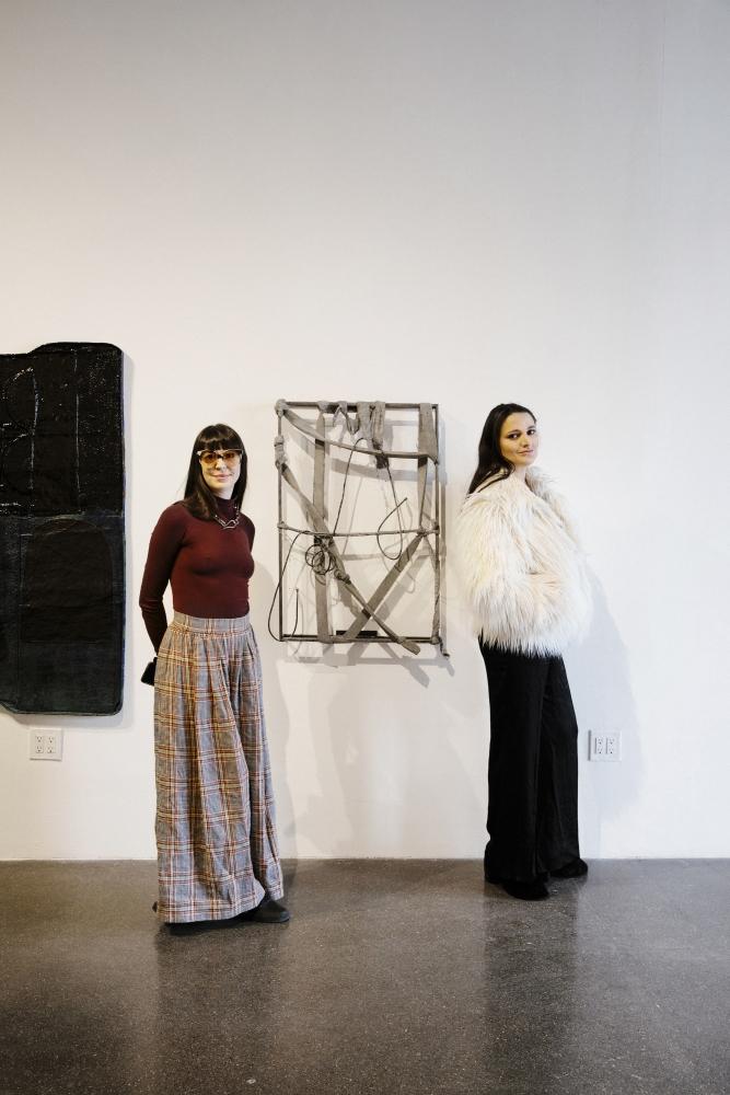 Bridget Finn and Terese Reyes