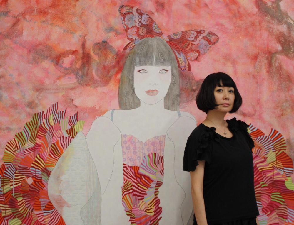 Kaoruko - Whitehot Magazine