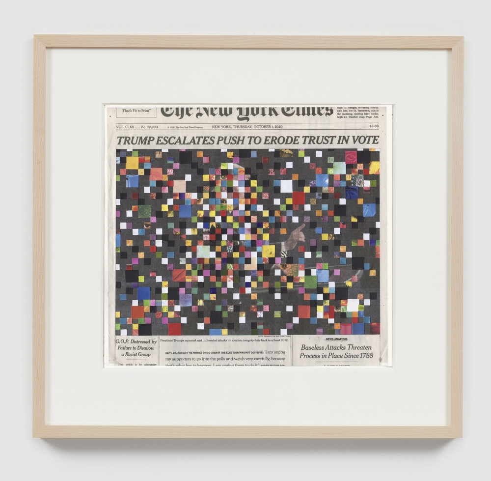 Out of Many: Artist Talk with Fred Tomaselli