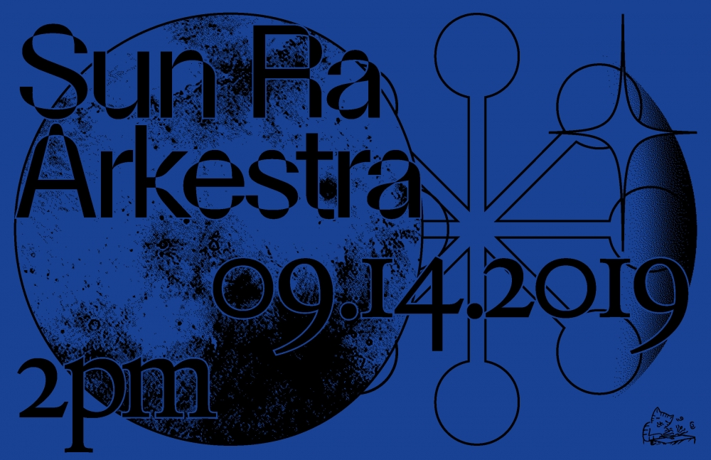 Blank Forms Presents: The Sun Ra Arkestra at James Cohan