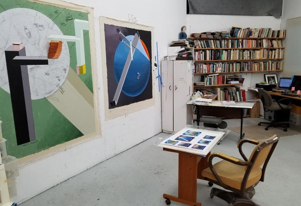 """Artist Talk: Mernet Larsen """"Recent Work"""""""
