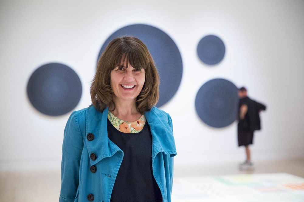 Art for Lunch: A Conversation with Michelle Grabner