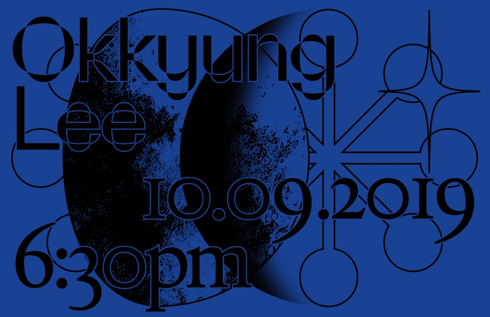 Blank Forms Presents: Okkyung Lee