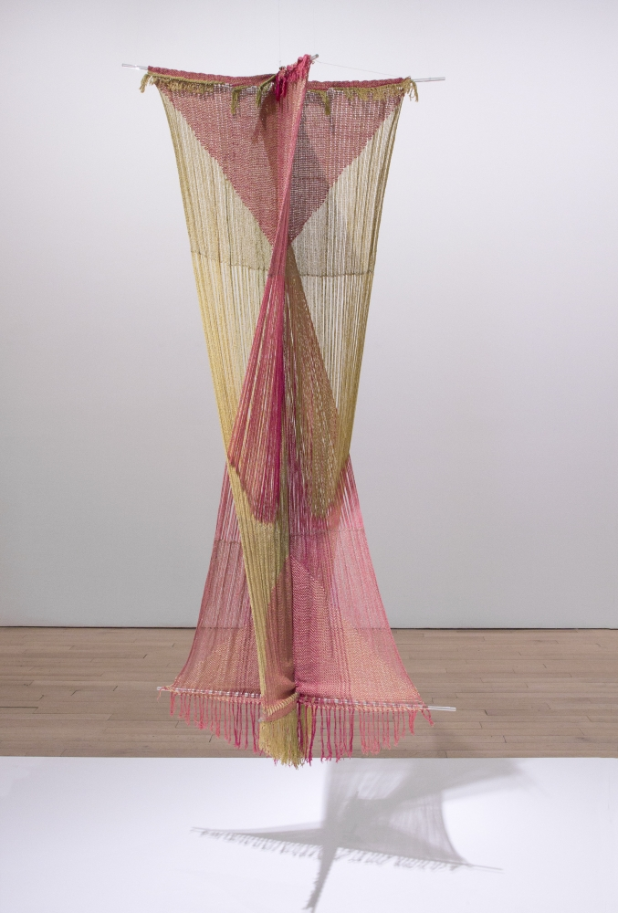 TRUDE GUERMONPREZ, Untitled (Space Hanging), 1965