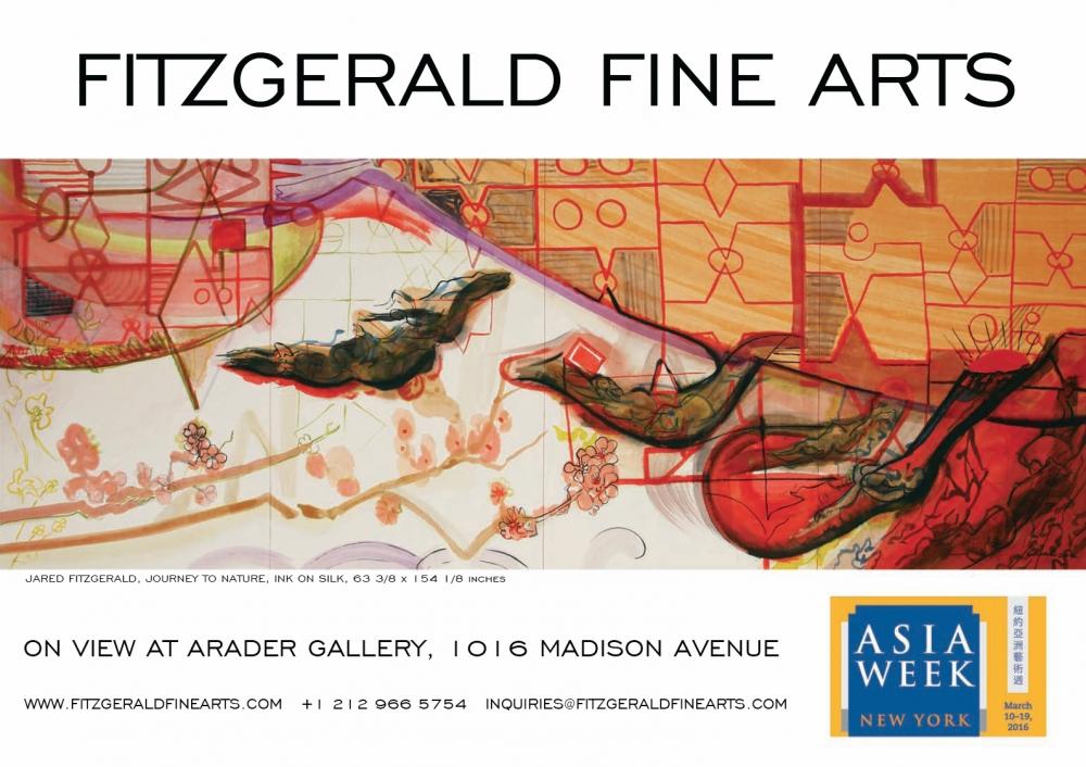 FitzGerald Fine Arts Art Newspaper