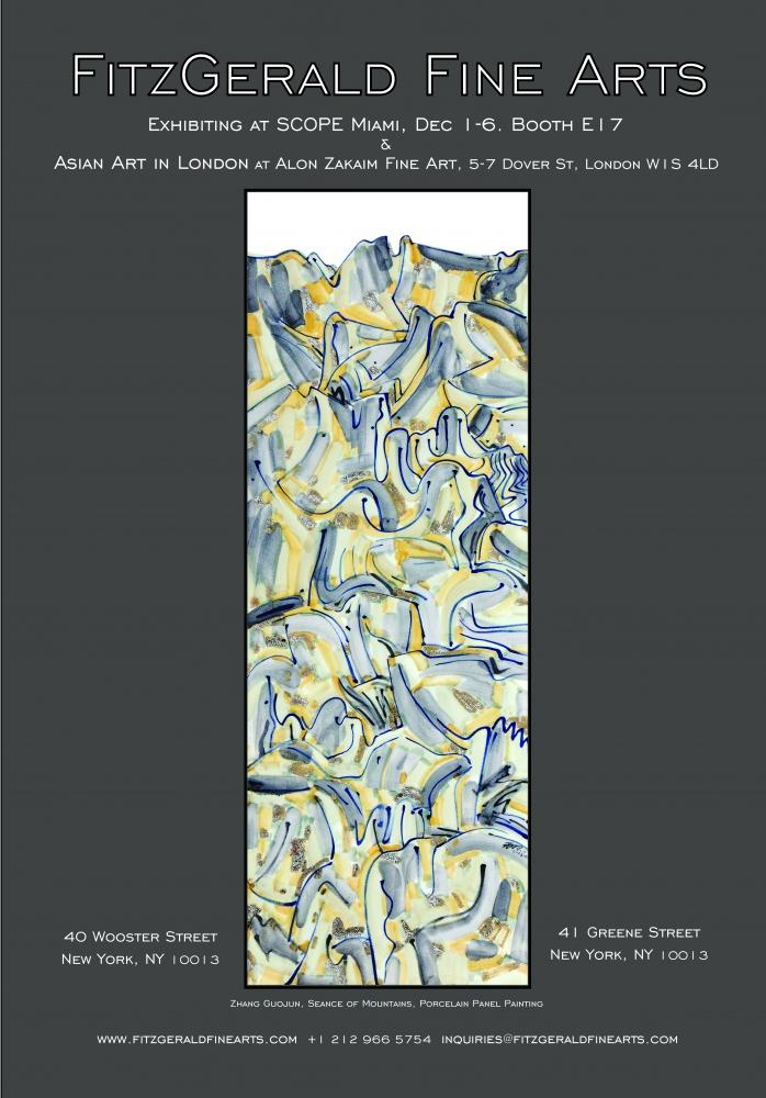 Orientations Magazine FItzGerald Fine Arts