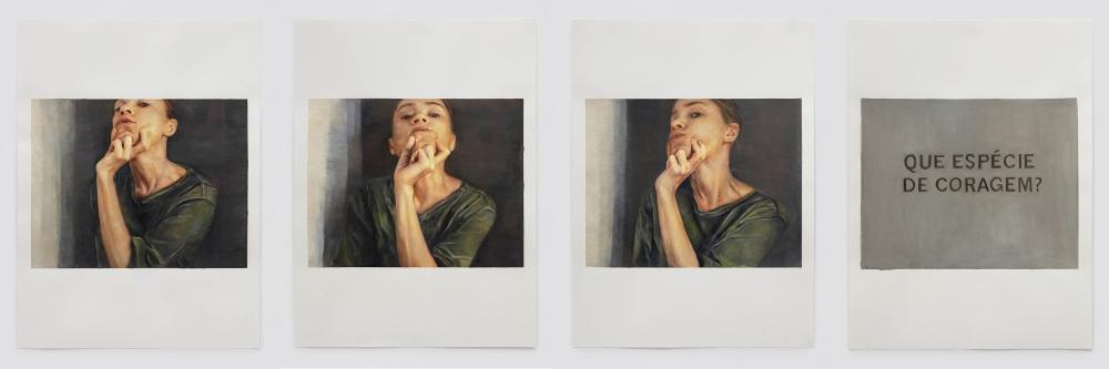 Regina Parra selected for SP-Arte 365