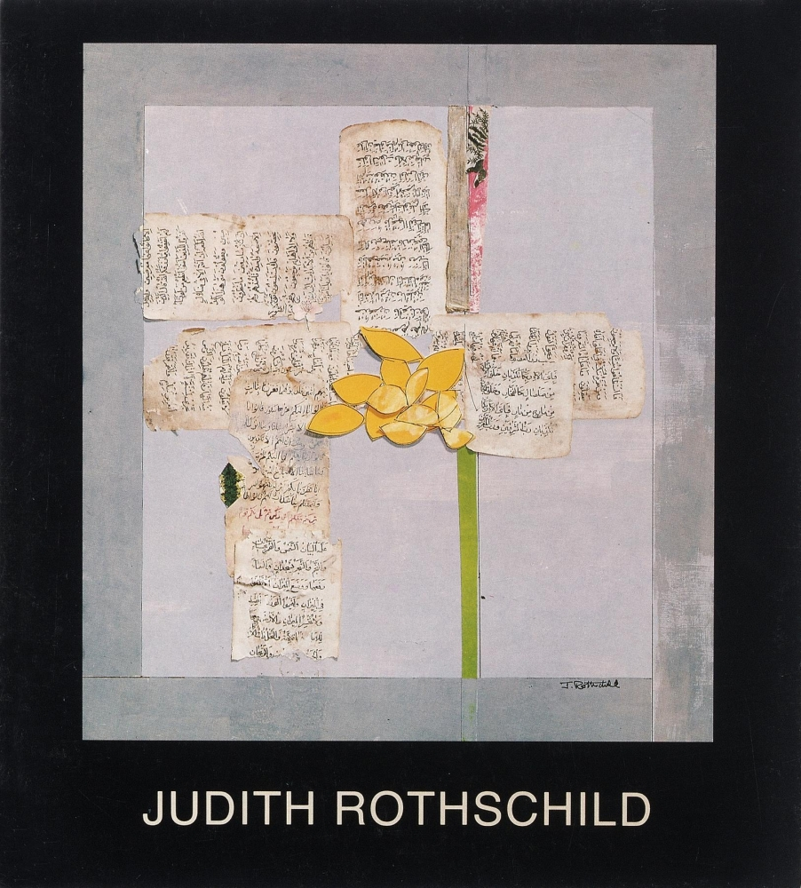 Judith Rothschild: Relief/Collages