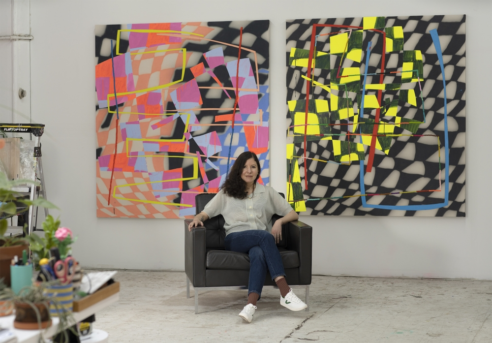 Trudy Benson | Interview by Mercer Contemporary