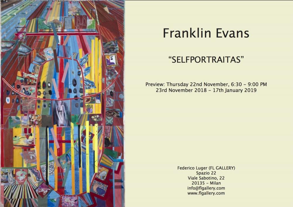 Franklin Evans | Federico Luger Gallery