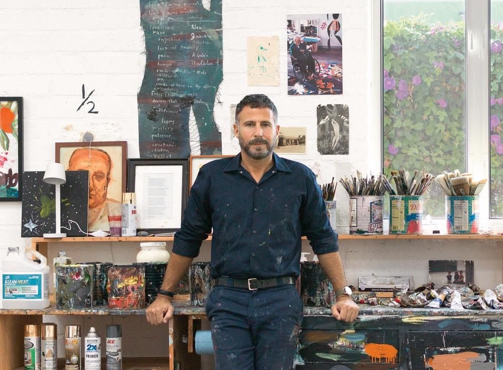 Miles McEnery Now Represents Enrique Martínez Celaya | ARTnews