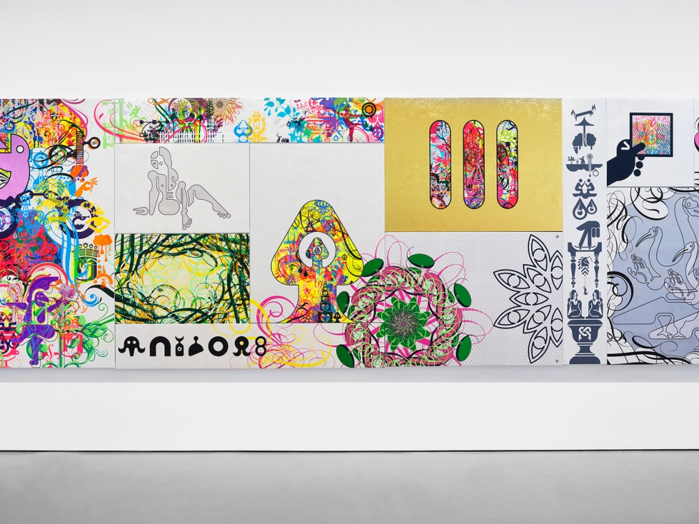 Ryan McGinness | Whitehot Magazine