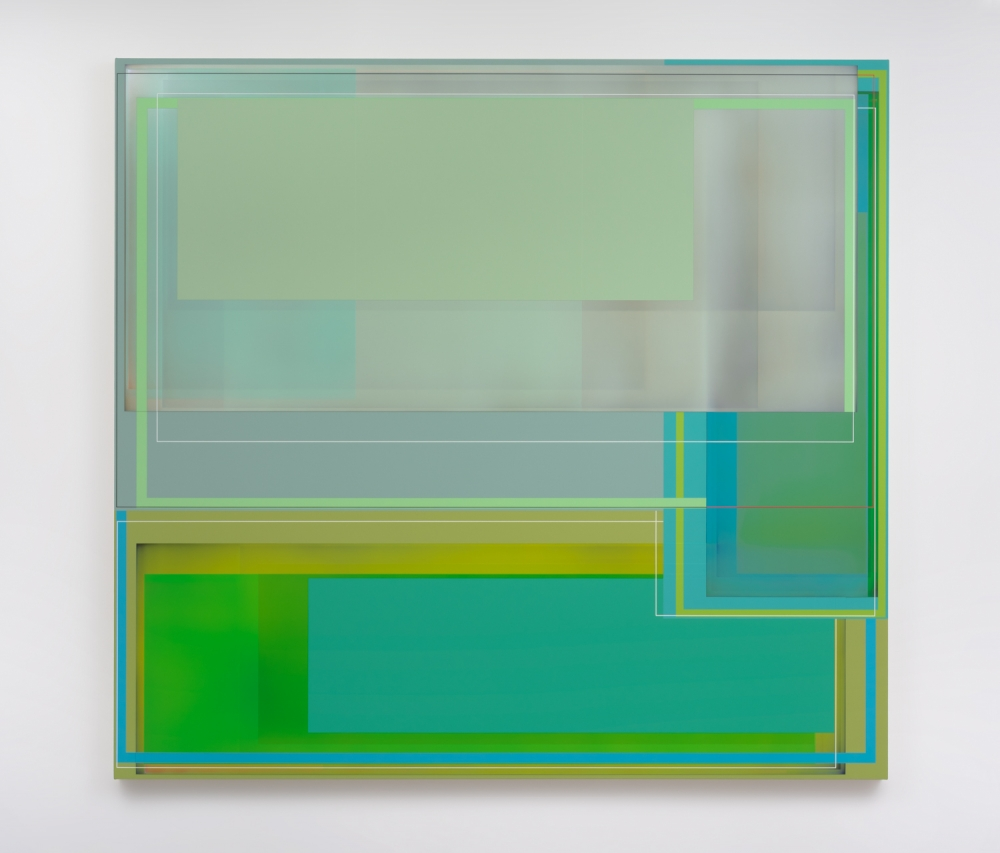 Patrick Wilson at Susanne Vielmetter Los Angeles Projects, Culver City, CA