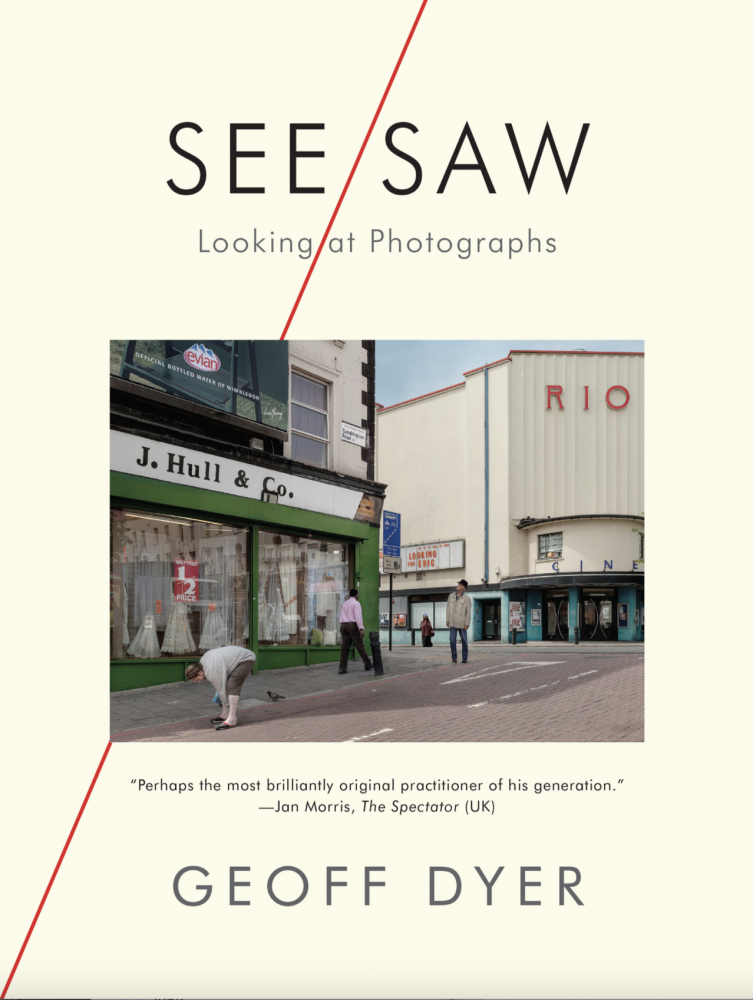 Bevan Davies praised in Geoff Dyer's new book, See/Saw: Looking at Photographs 2010-2020