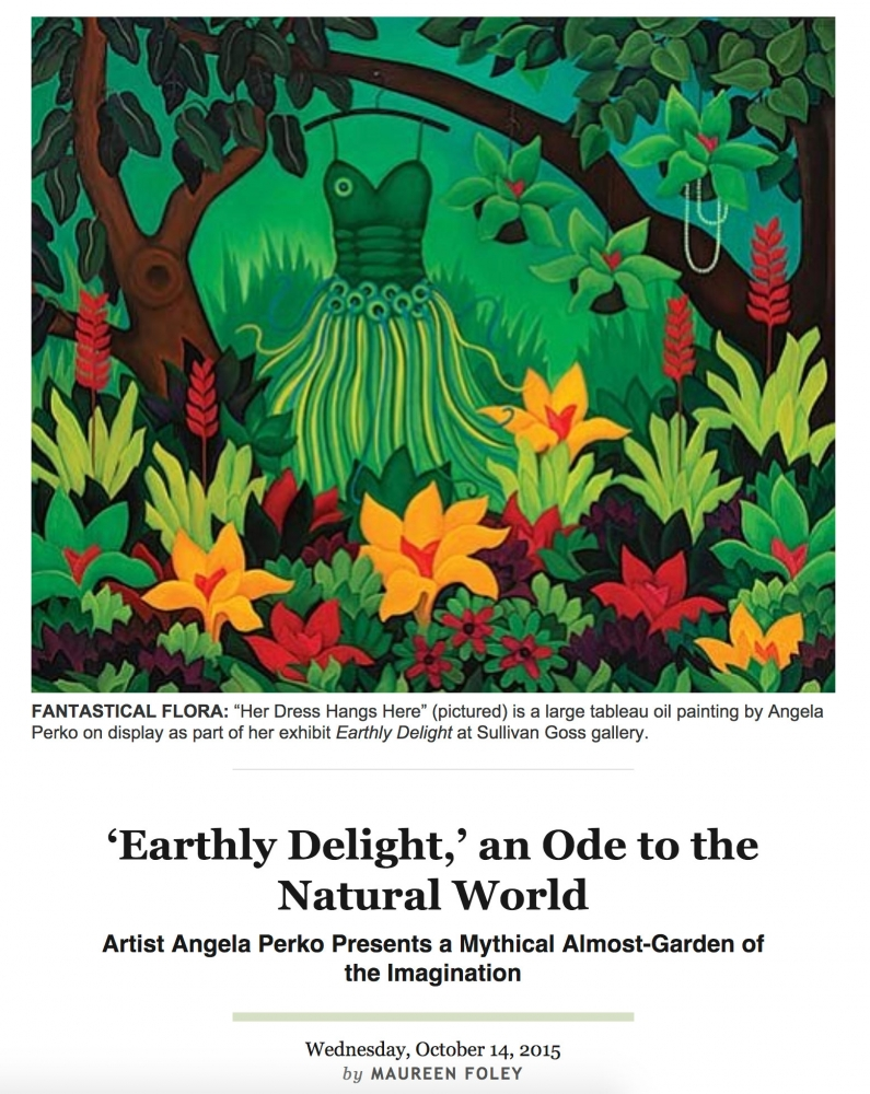 'Earthly Delight,' an Ode to the Natural World