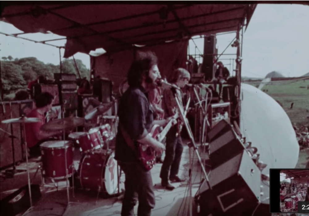 Jerry and the Boys, Newcastle, UK,  5/24/70