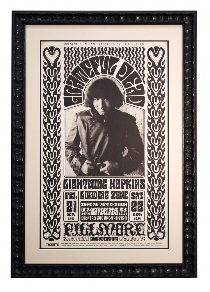Vintage Psychedelic 60s and 70s Posters  - Browse Online at Bahr Gallery