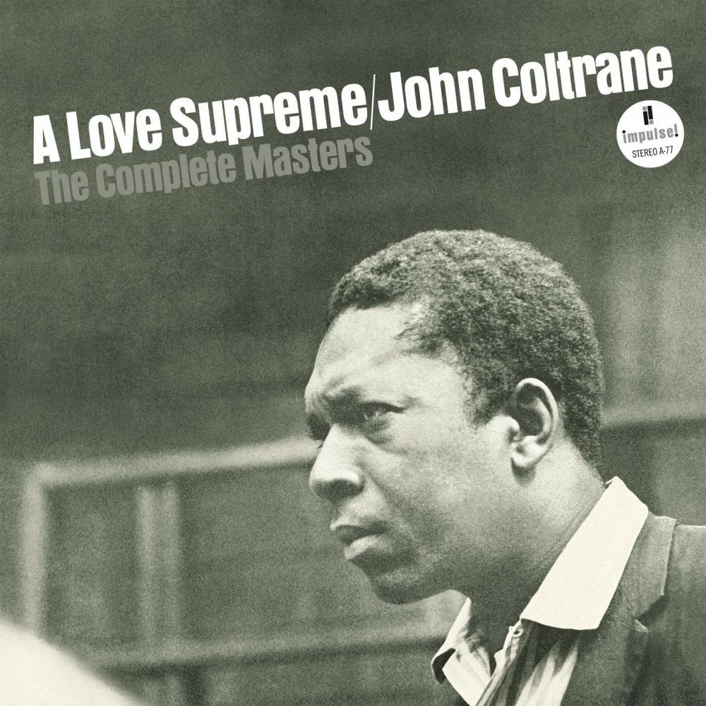 PR 8 (But John Coltrane's canonical)