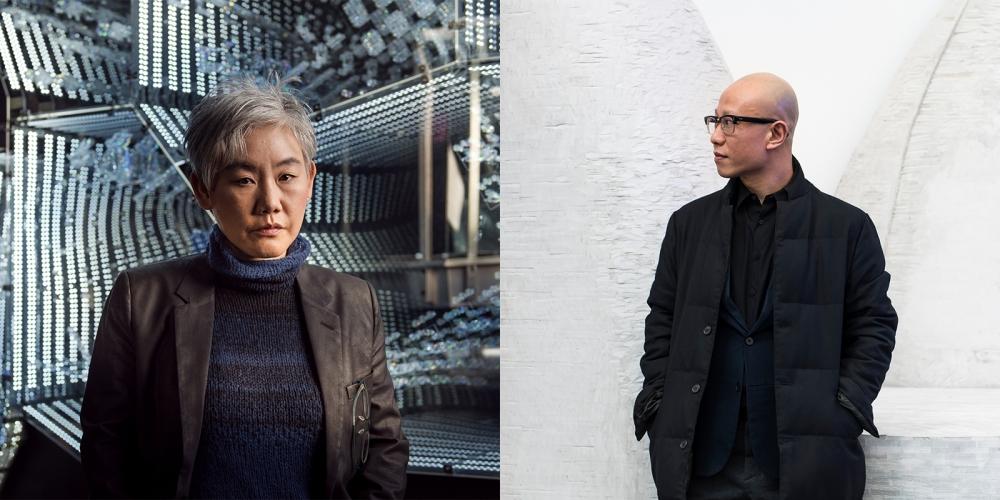 Lee Bul & Liu Wei in the 58th Venice Biennale