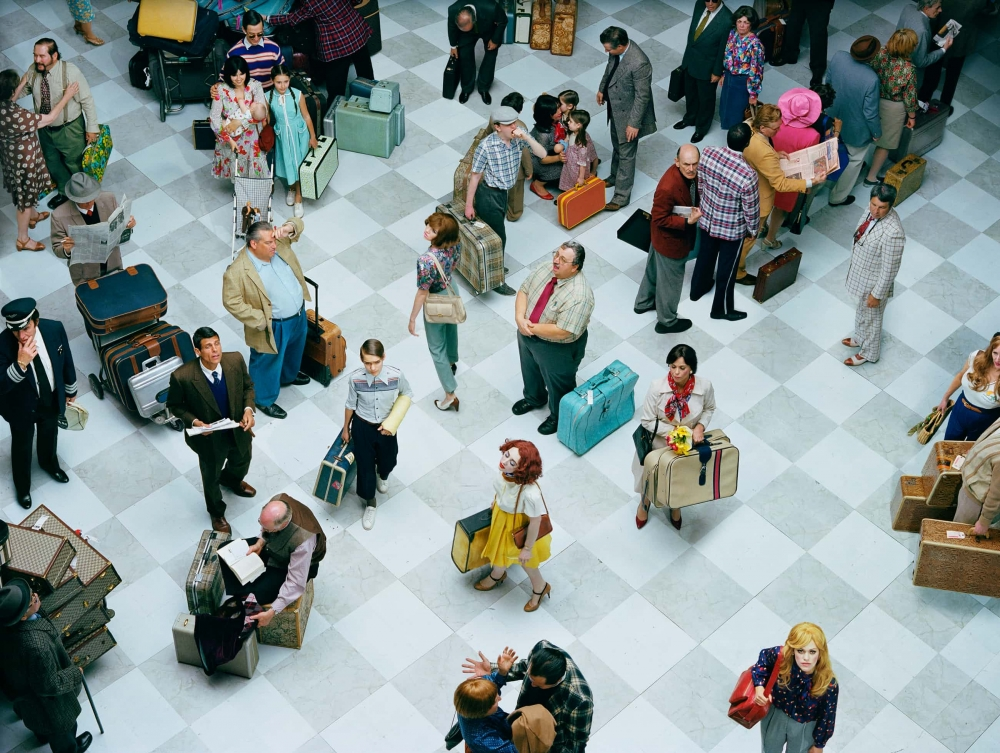 The Big Picture: Alex Prager's Preflight Pawns