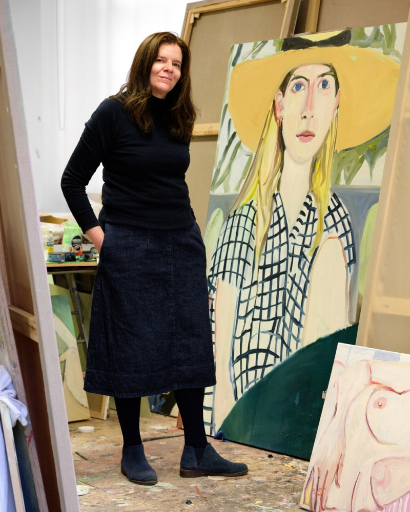 Announcing Representation of Chantal Joffe in Asia