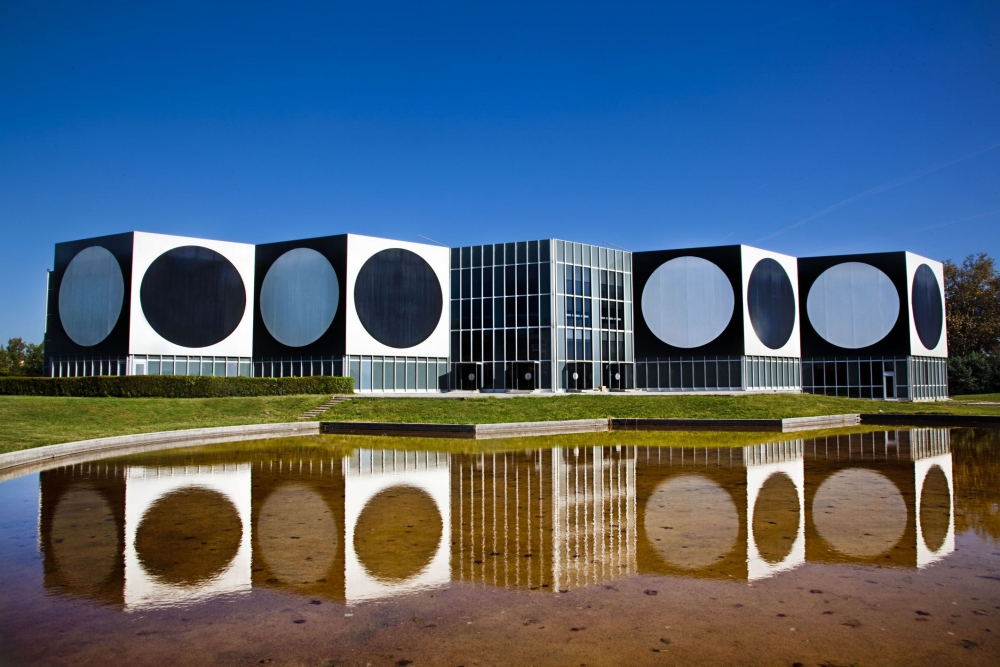 Sud-Est, le constructivisme en héritage: Europe de l'Est et Amérique du Sud @  Fondation Vasarely, Base en Aix-en-Provence
