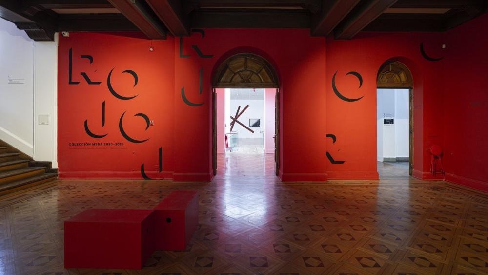 Rojo. MSSA 2020-2021 Collection @ Museo de la Solidaridad Salvador Allende