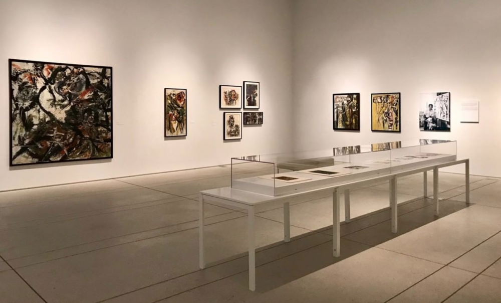Oswaldo Vigas: Transformations @ Tampa Museum of Art