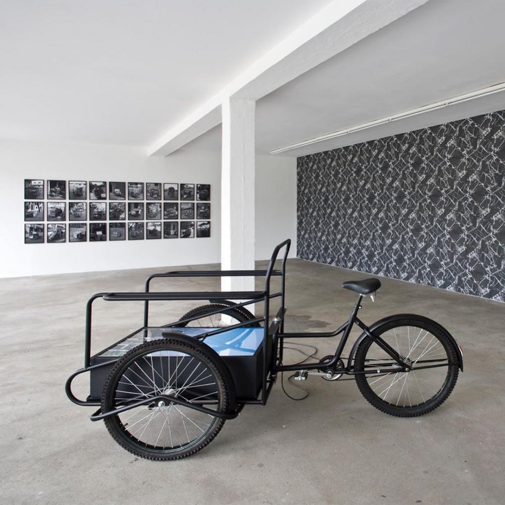 Patrick Hamilton @ Gran Sur: arte contemporáneo chileno en la Colección Engel